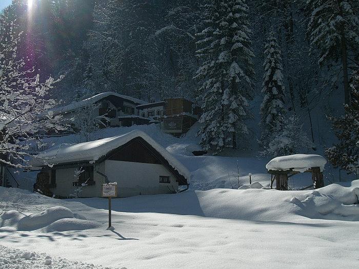Aufgenommen während einer Kutschfahrt in Garmisch-Partenkirchen