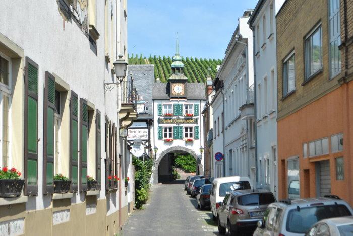 Hotel und Weinhaus Lindenwirt