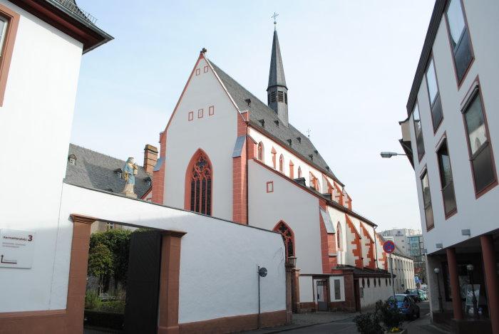 Das Karmeliterkloster Mainz