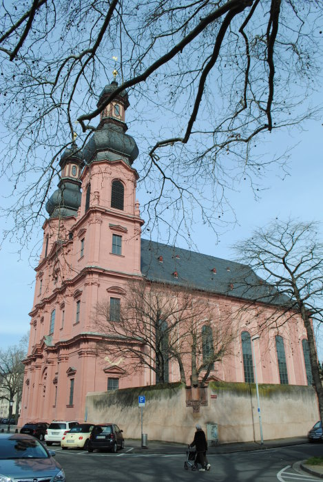 Kirche St. Peter in Mainz