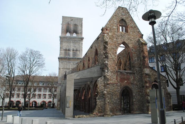 St. Christoph - Frühgotische Kirche
