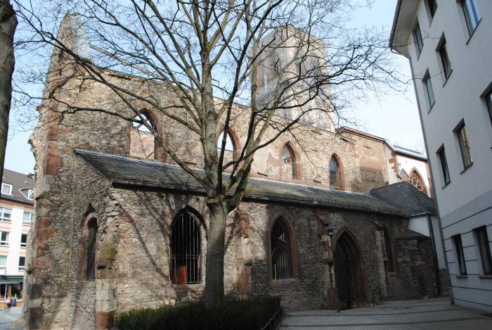 St. Christoph - Seitenansicht
