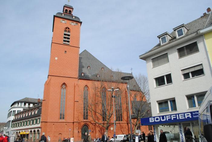 Pfarrei St. Quintin