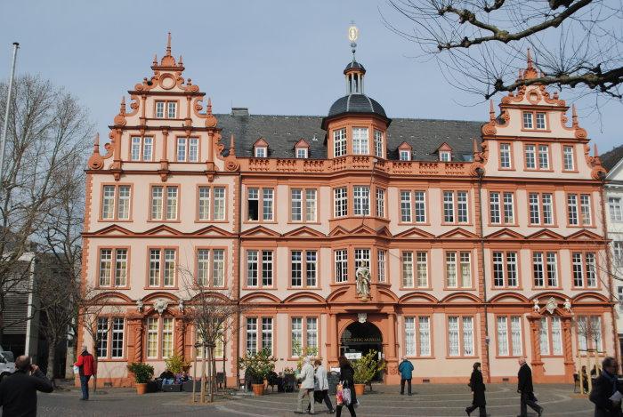 Das Gutenberg Museum in Mainz