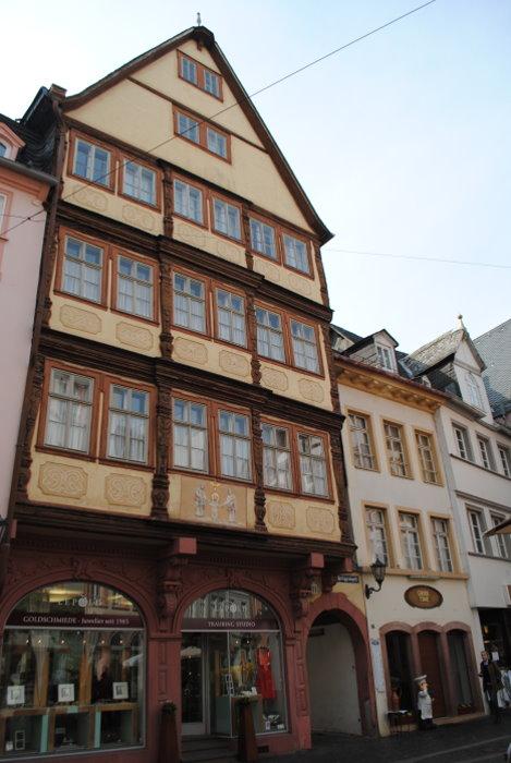 Haus zum Spiegelberg