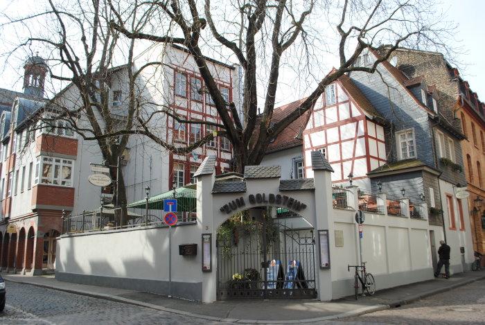 """Restaurant """"Zum Goldstein"""""""