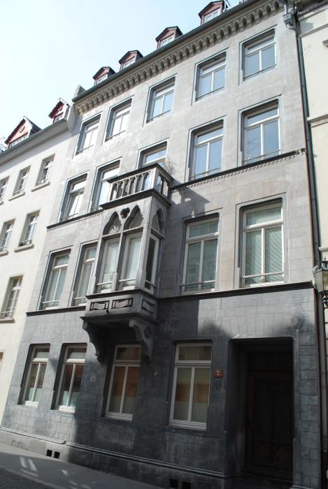 Gebäude Kartäuserstraße 7