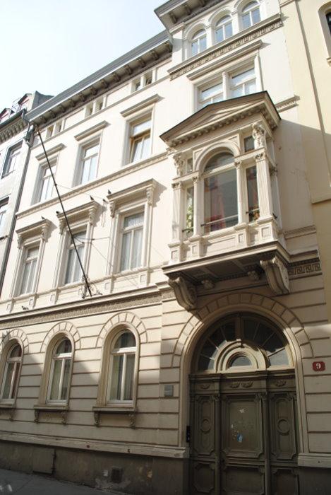 Kulturdenkmal Kartäuserstraße 9