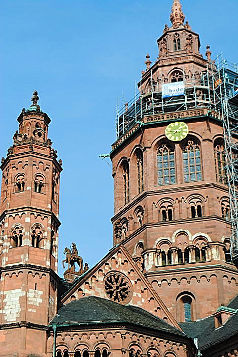 Westturm des Doms