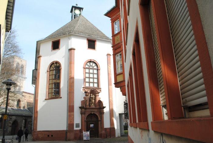 Josefskapelle, Knebelscher Hof, St. Christoph