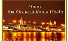 Mainz Stadt am Rhein