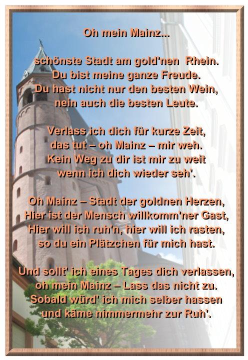 Oh mein Mainz...