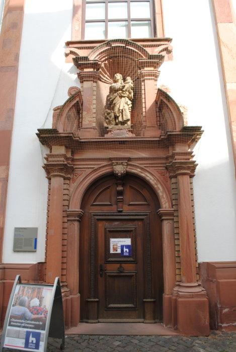 Portal zur Jsefskapelle
